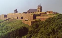 Montmédy la citadelle