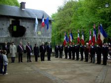 commémoration du 14 mai 2013